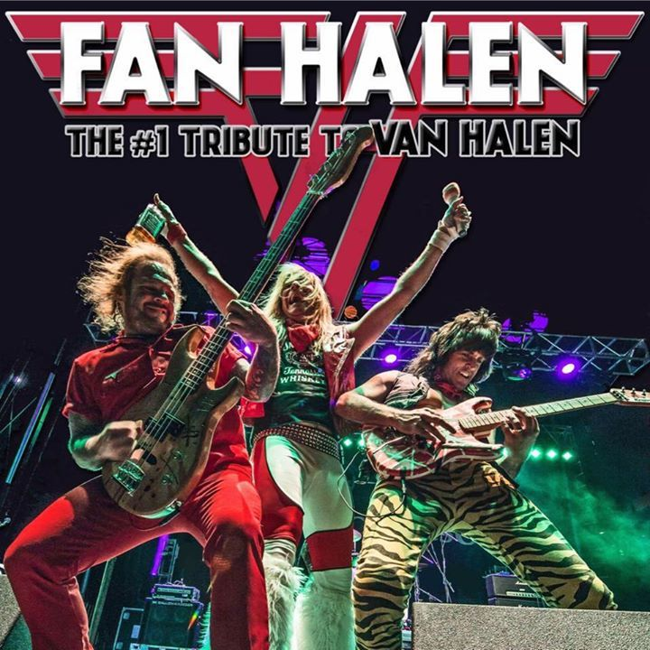 Fan Halen @ Mandalay Bay - PRIVATE EVENT - Las Vegas, NV
