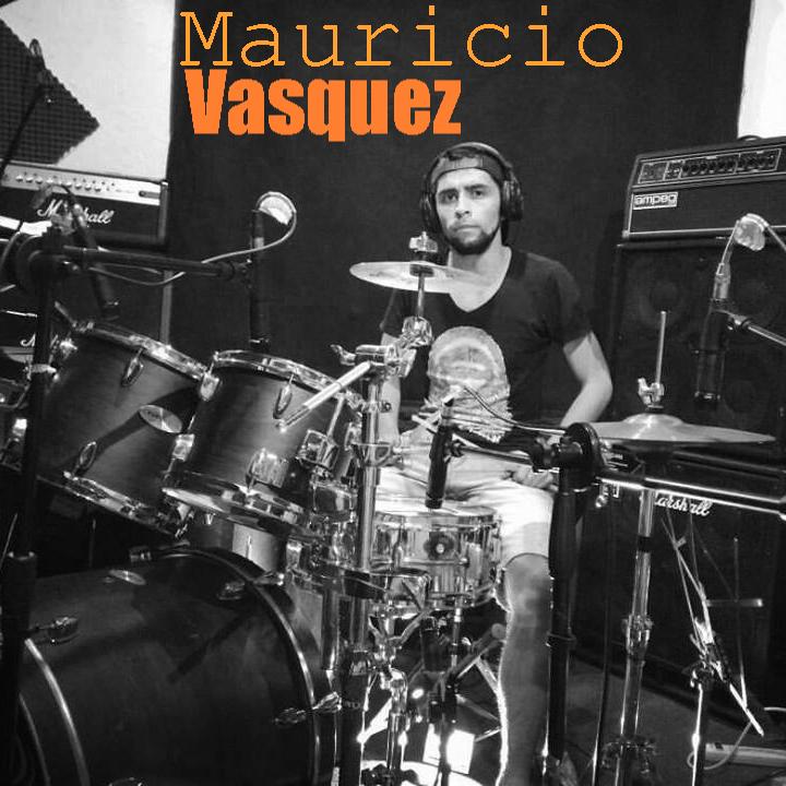 Mauricio Vasquez Drummer Tour Dates