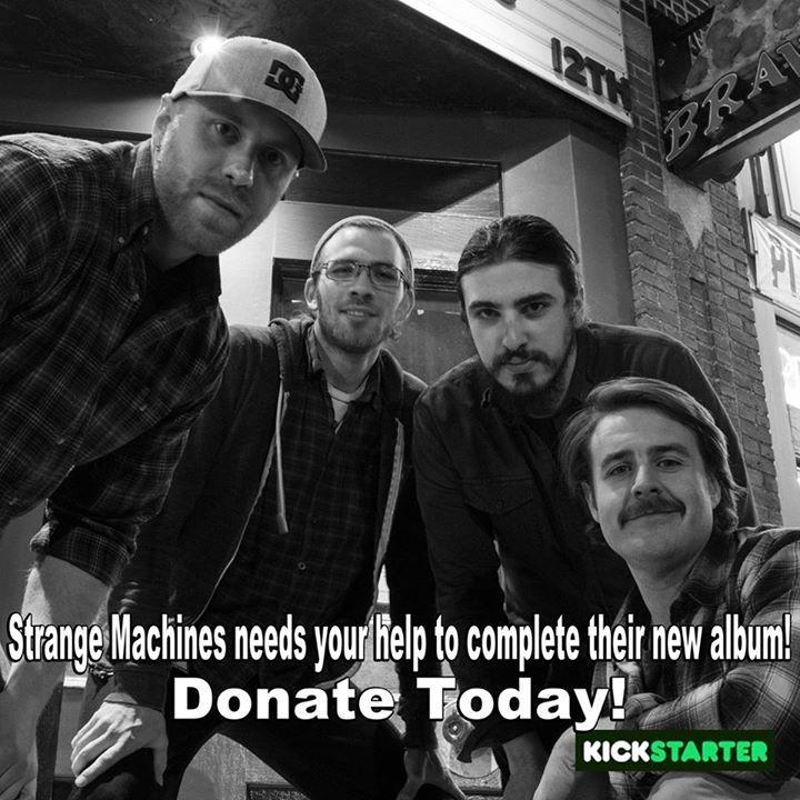 Strange Machines @ Electric Haze - Worcester, MA