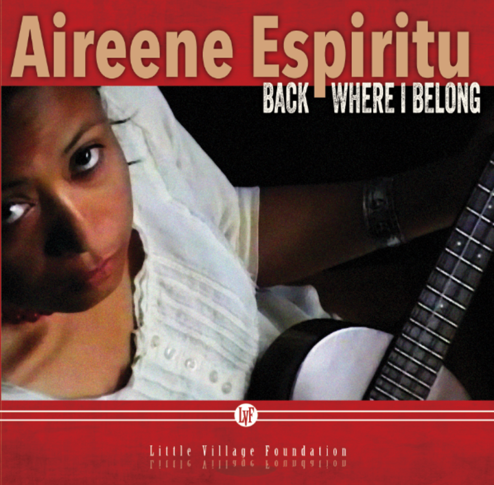 Aireene Espiritu Music @ Freight & Salvage - Berkeley, CA