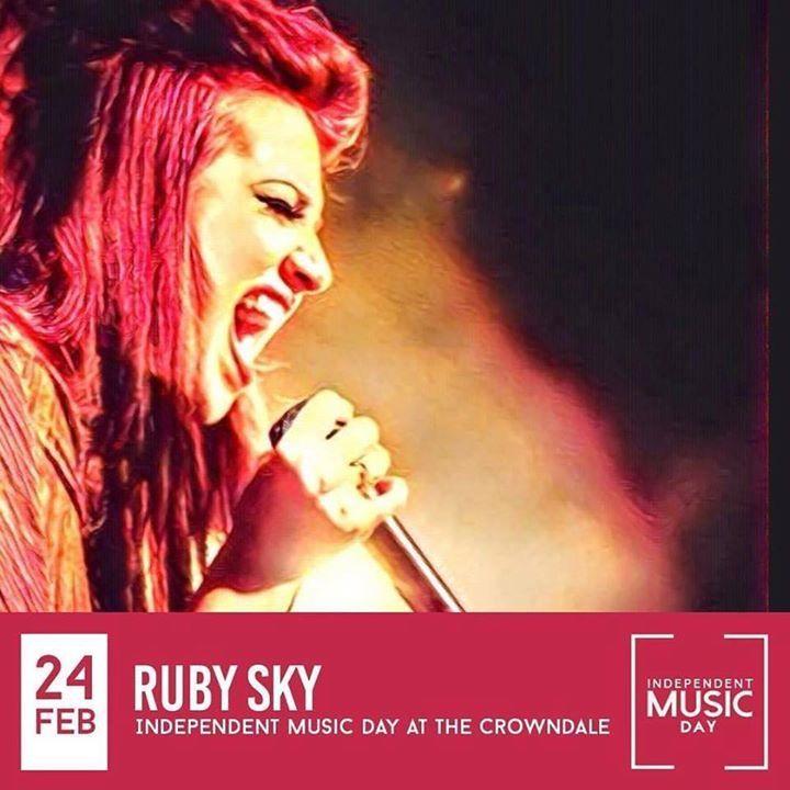 Ruby Sky Tour Dates
