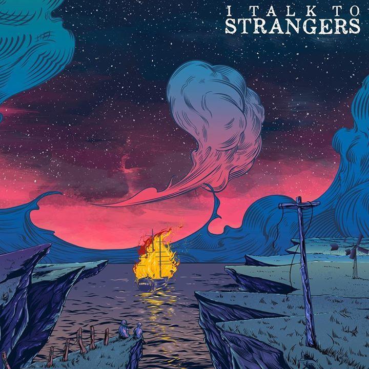 I Talk to Strangers Tour Dates