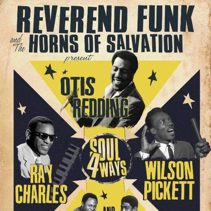 Reverend Funk Tour Dates