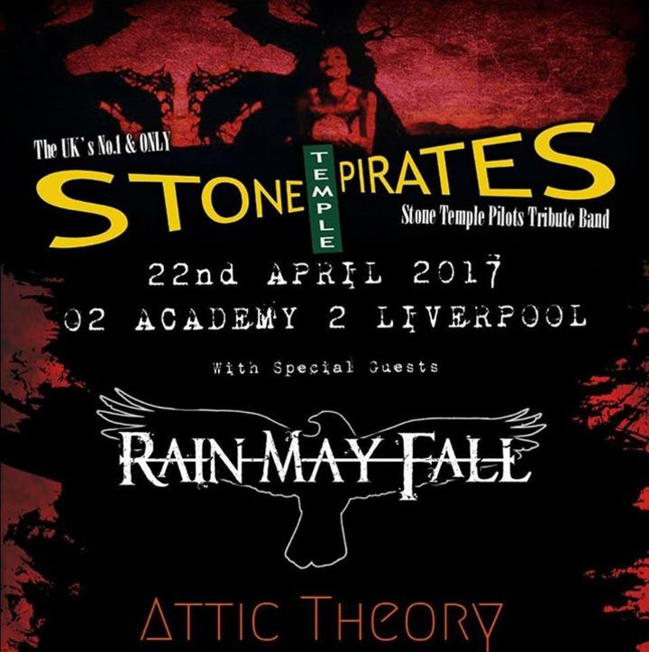 Stone Temple Pirates @ Rebellion - Manchester, United Kingdom