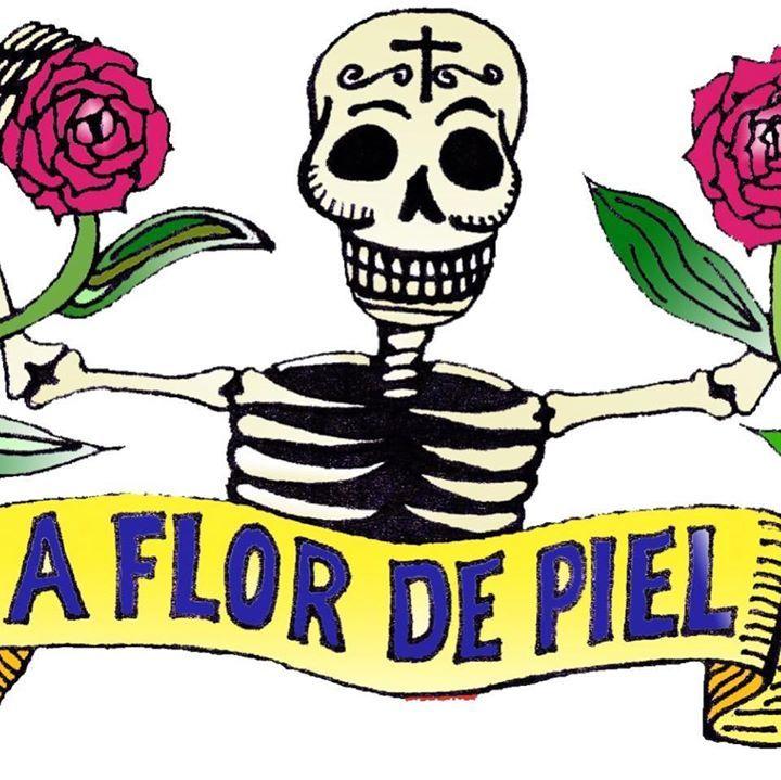 A flor de piel Tour Dates