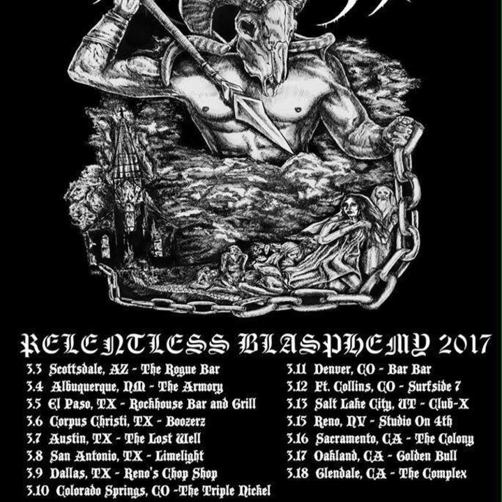 Ruines Ov Abaddon Tour Dates
