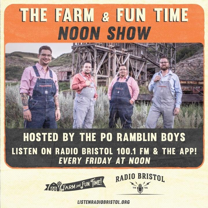 The Po' Ramblin' Boys @ Withlacoochee Bluegrass Festival - Dunnellon, FL