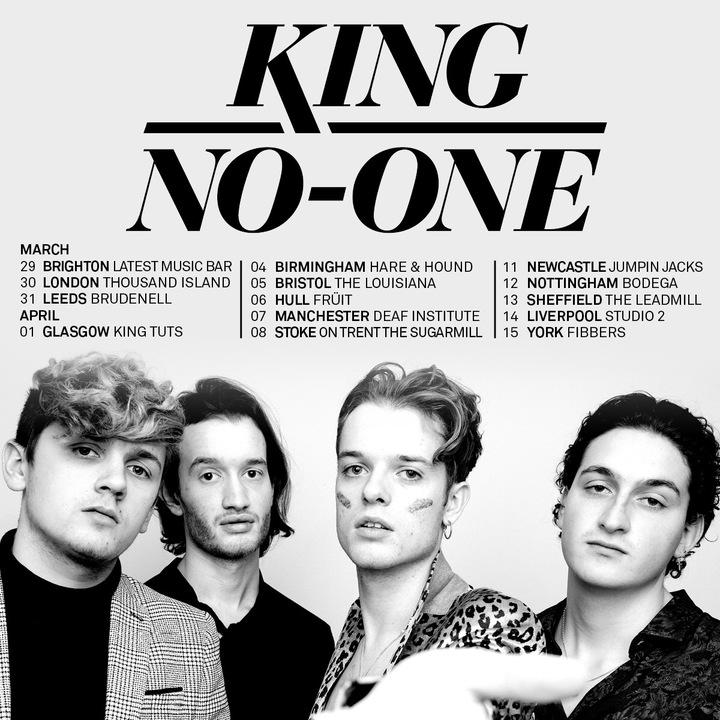 King No-One @ Früit - Hull, United Kingdom