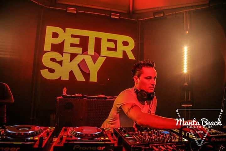 Dj Peter Sky Tour Dates