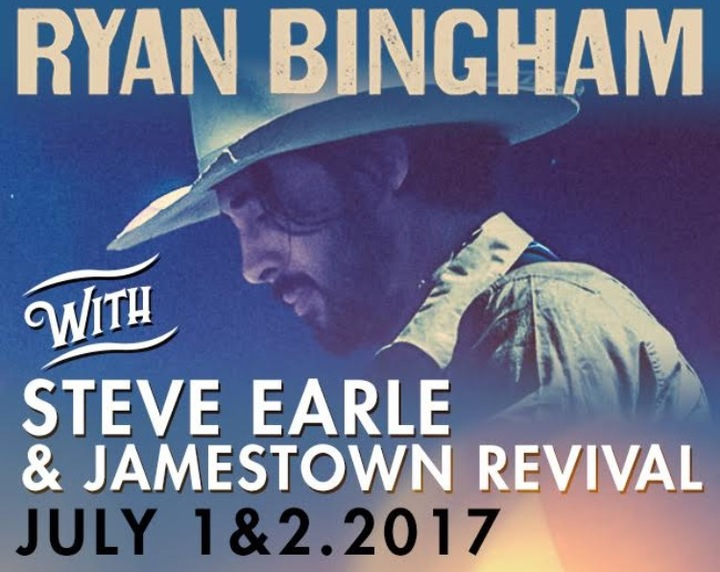Ryan Bingham @ Whitewater Amphitheater - New Braunfels, TX