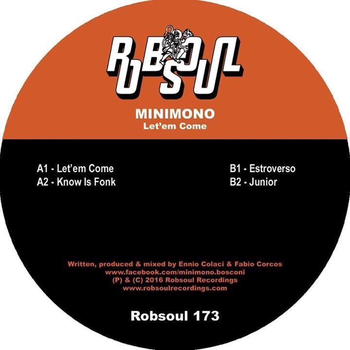 Minimono Tour Dates