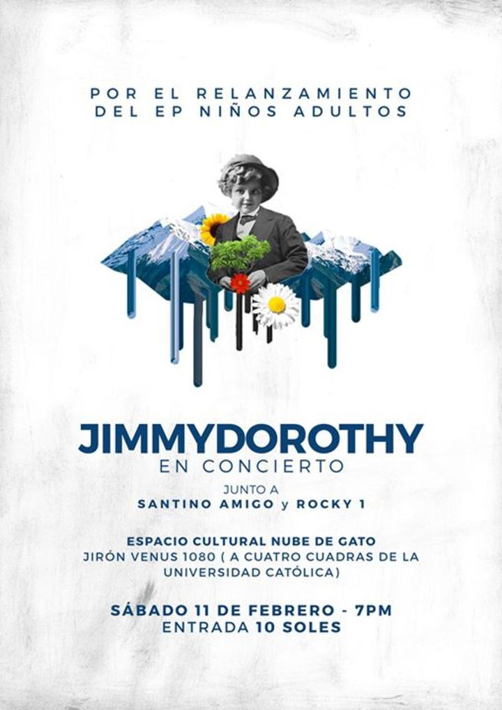 JimmyDorothy Tour Dates