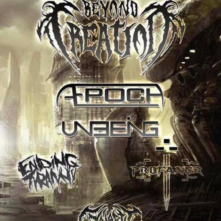 Æpoch Tour Dates