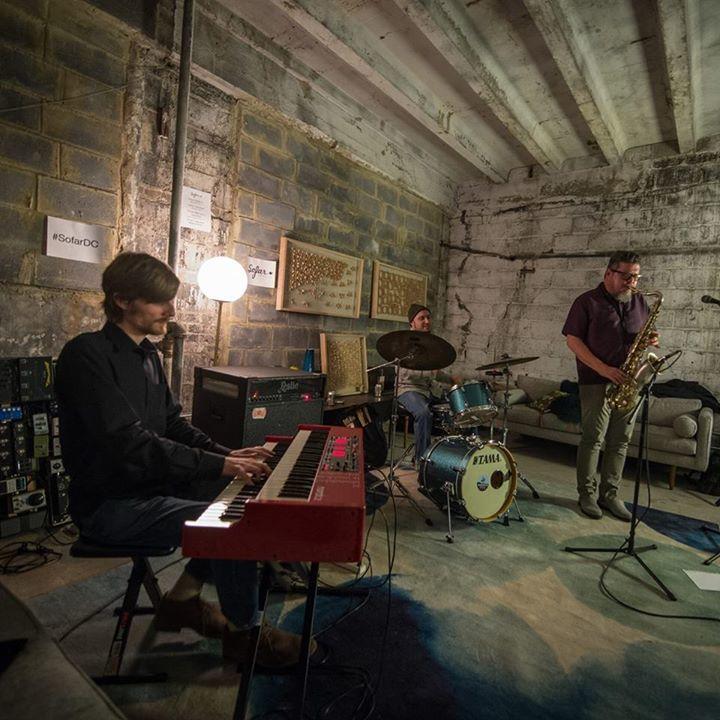 Three Man Soul Machine @ Gypsy Sally's - Washington, DC