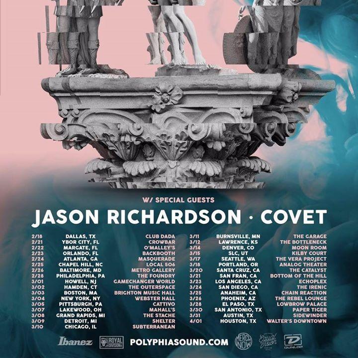 CoVet Tour Dates