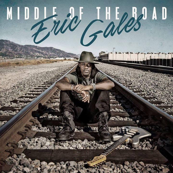 Eric Gales @ Boom Boom Club - Sutton Park, United Kingdom