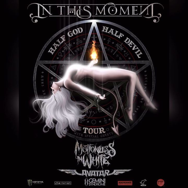 In This Moment @ The Fillmore - Denver, CO