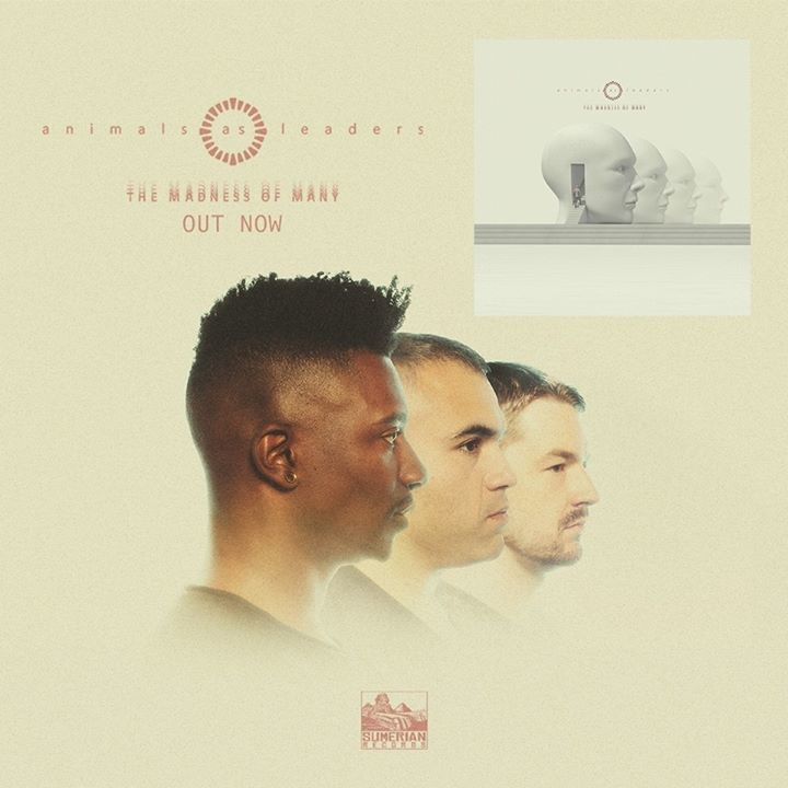 Animals as Leaders @ State Theatre - St Petersburg, FL