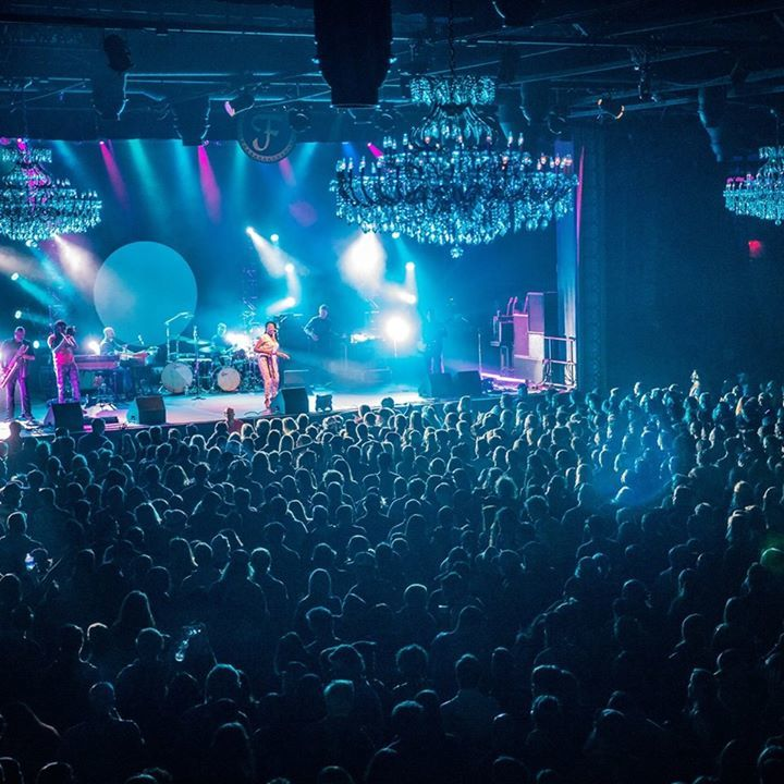 Galactic @ Playstation Theater - New York, NY