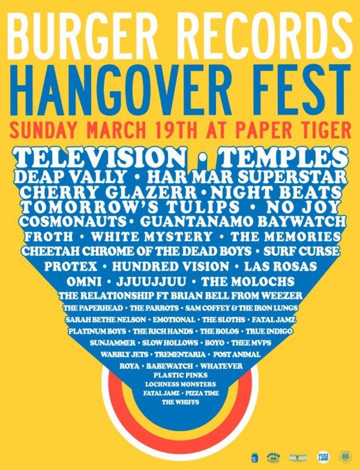 Har Mar Superstar @ Paper Tiger - San Antonio, TX