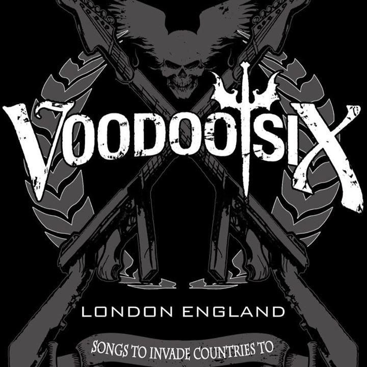 Voodoo Six @ Biebob - Vosselaar, Belgium