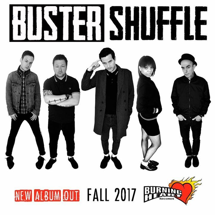 Buster Shuffle Official @ ROCK CLUB - Porsgrunn, Norway