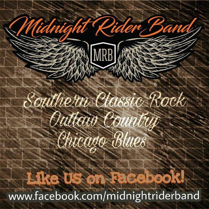 Midnight Rider Band Tour Dates