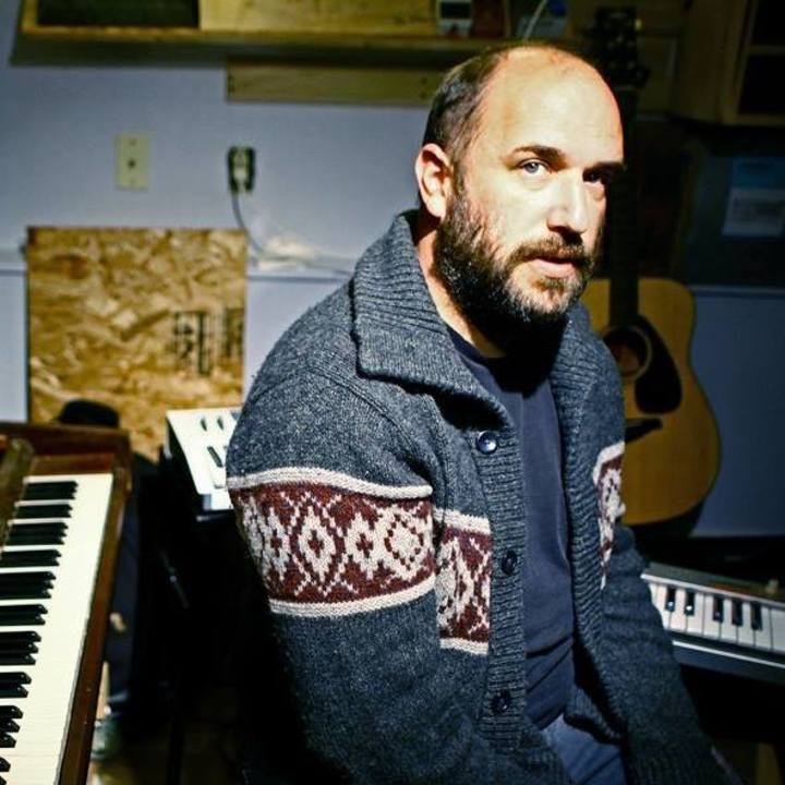 David Bazan @ Living Room Show - Salt Lake City, UT - Salt Lake City, UT