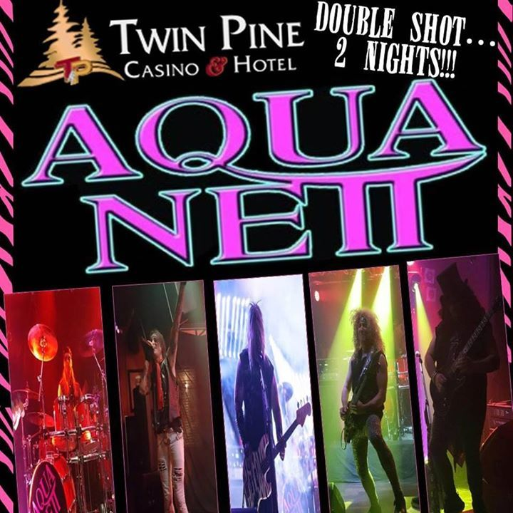 Aqua Nett Tour Dates
