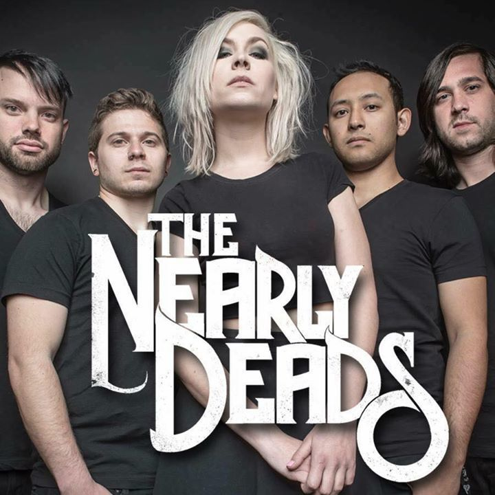 The Nearly Deads Tour Dates