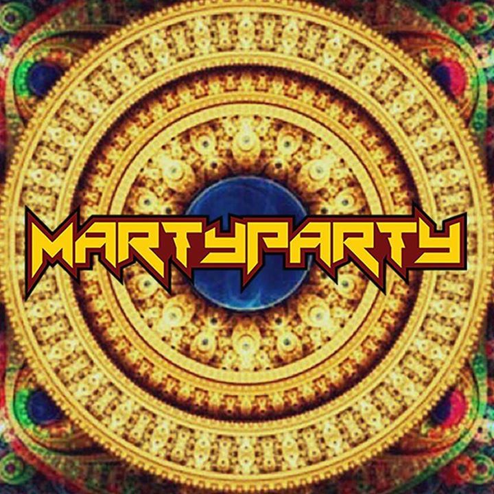 MartyParty Tour Dates