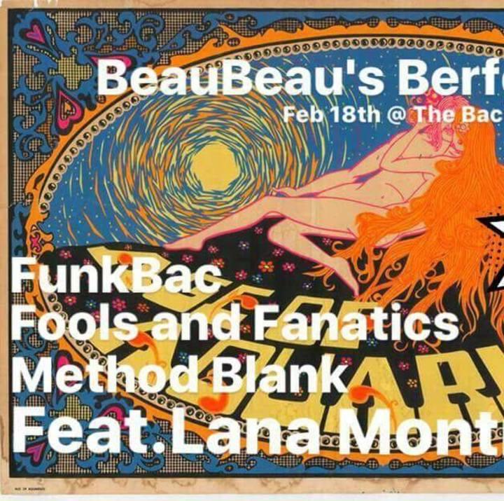 Method Blank Tour Dates