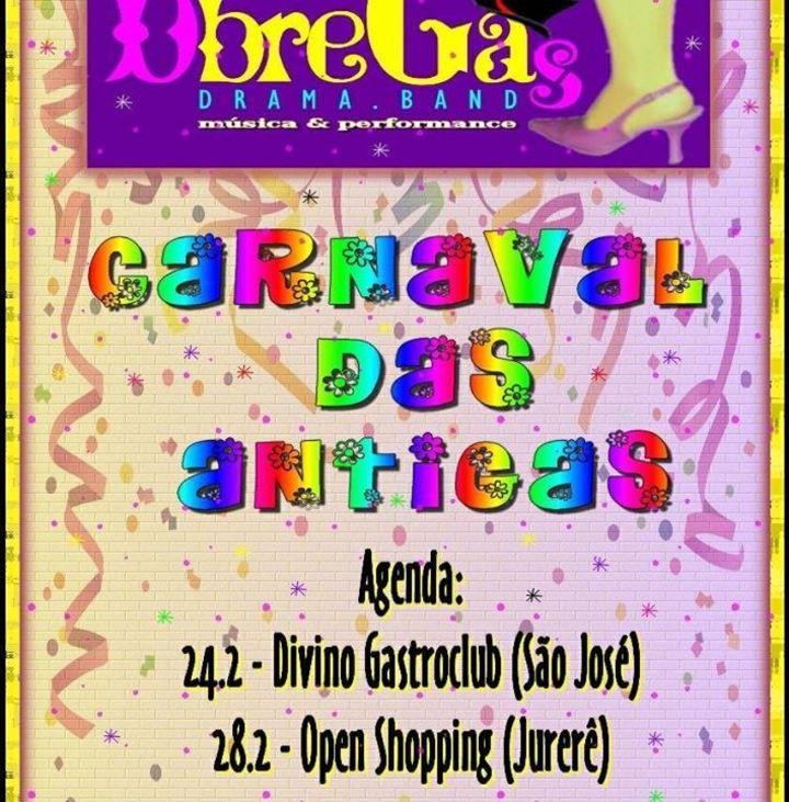 Dbregas Drama Band DB Tour Dates
