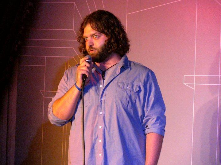 David James Spaliaras Stand Up Comedy @ Dr. Grins - Grand Rapids, MI