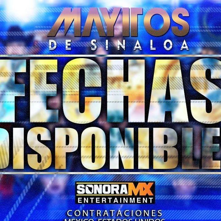 SonoraMx Entertainment Tour Dates