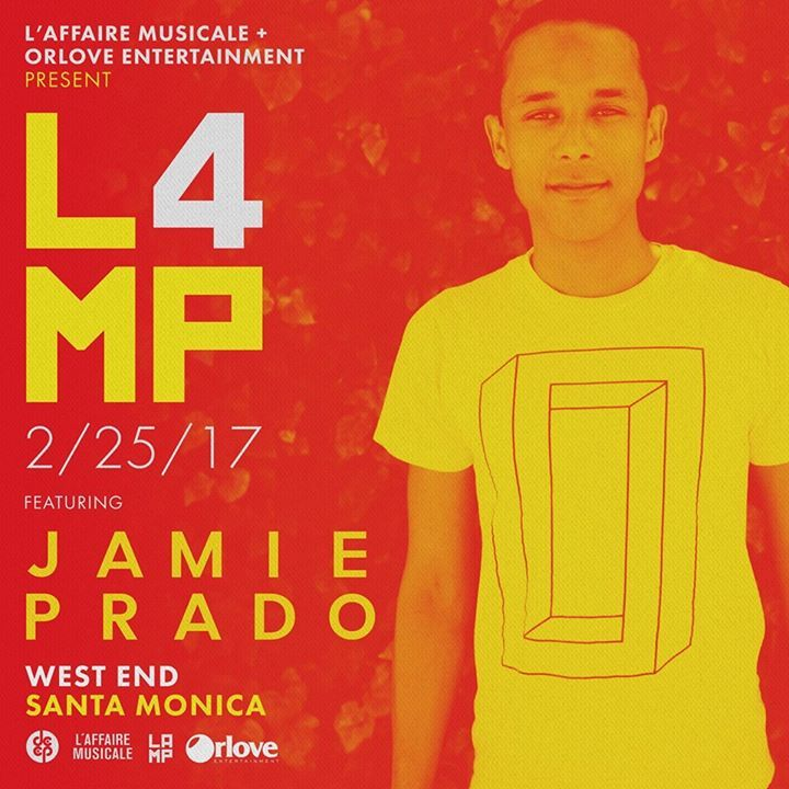 Jamie Prado Tour Dates
