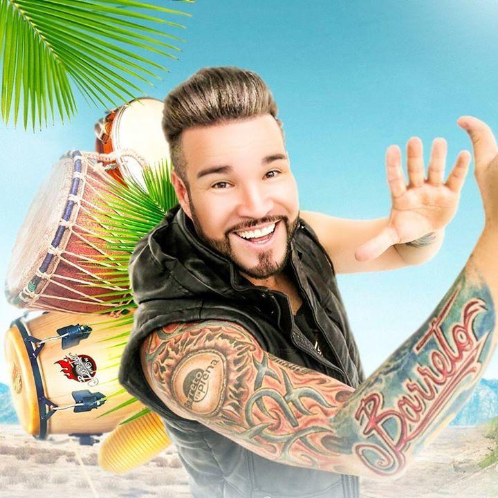 Barreto El Show Tour Dates