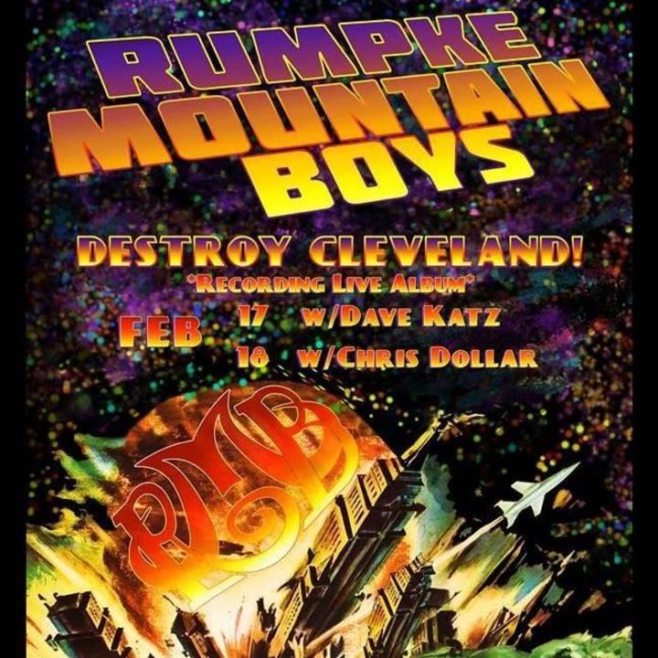 Rumpke Mountain Boys @ Bogart's - Cincinnati, OH