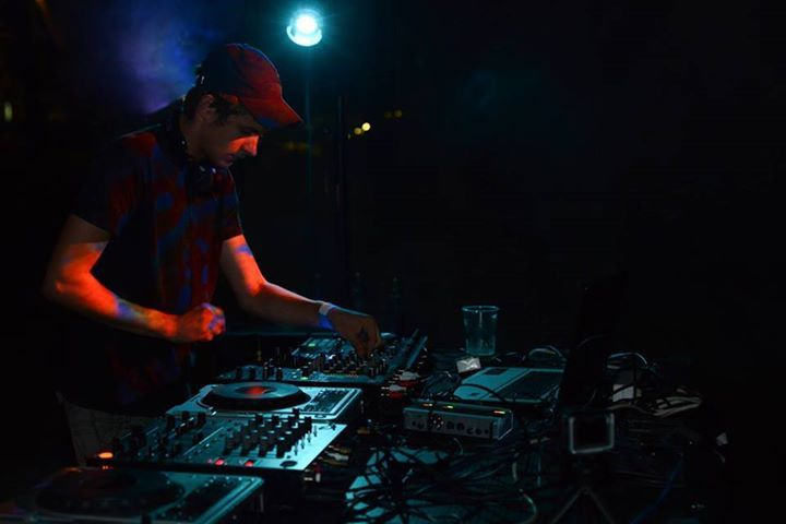 DJ Limex @ Smash - Varazdin, Croatia
