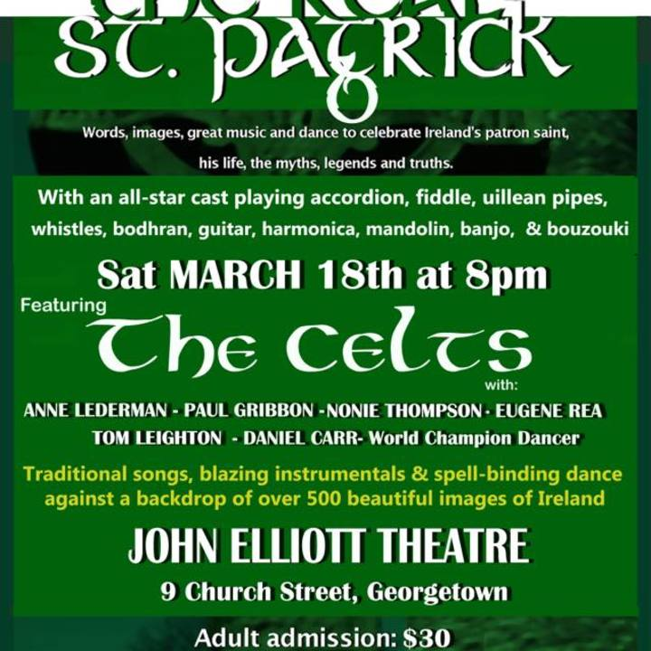 The Reel Celts Tour Dates