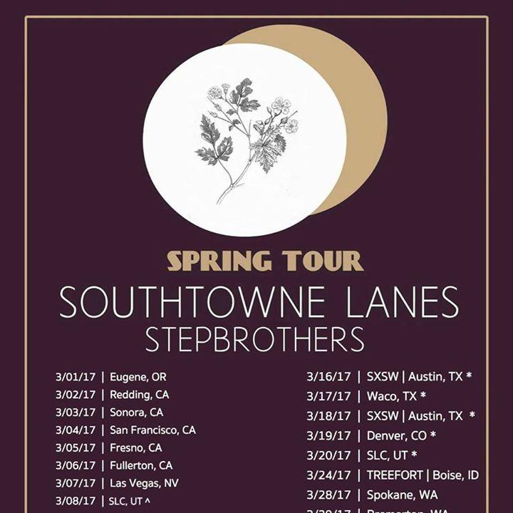 Southtowne Lanes Tour Dates