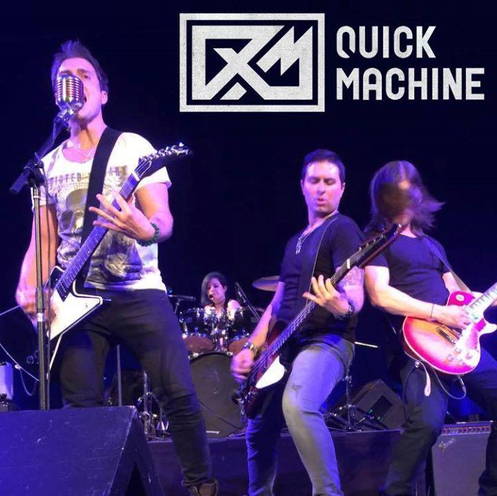 Quick Machine Tour Dates