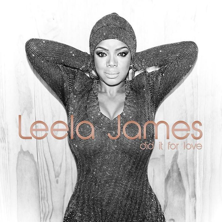 Leela James Tour Dates
