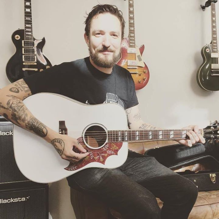 Frank Turner @ La Machine à Vapeur - Nancy, France