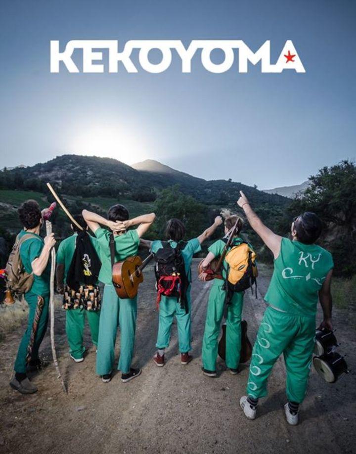 Keko Yoma Tour Dates