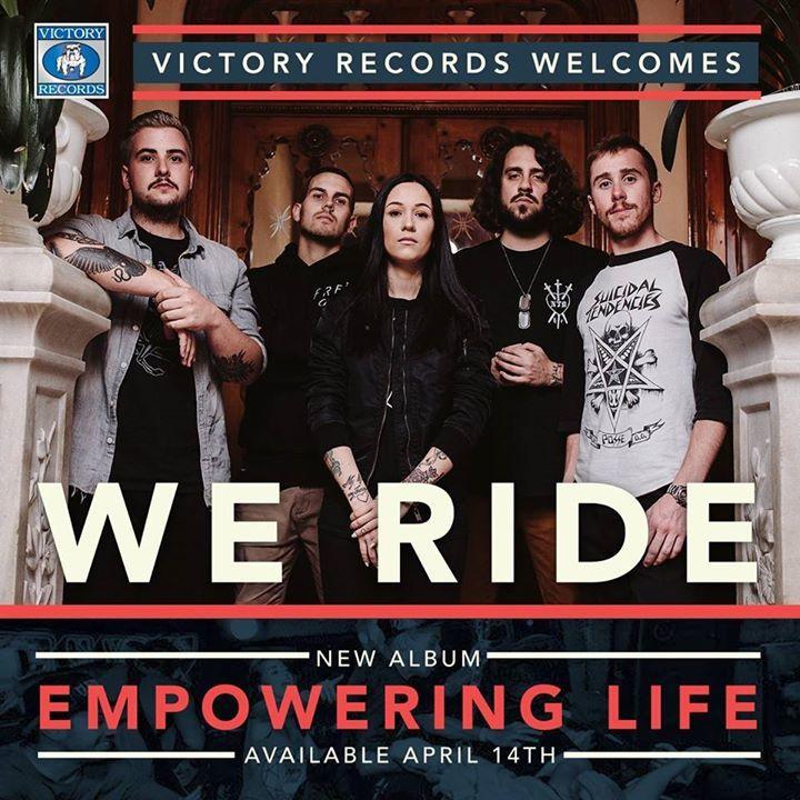 We Ride Vigo Hardcore Tour Dates