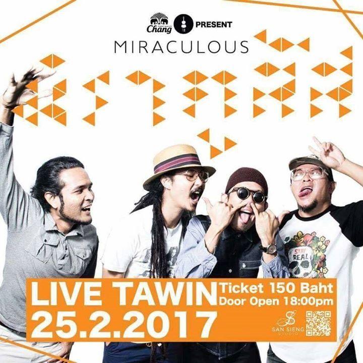 MIRACULOUS Tour Dates