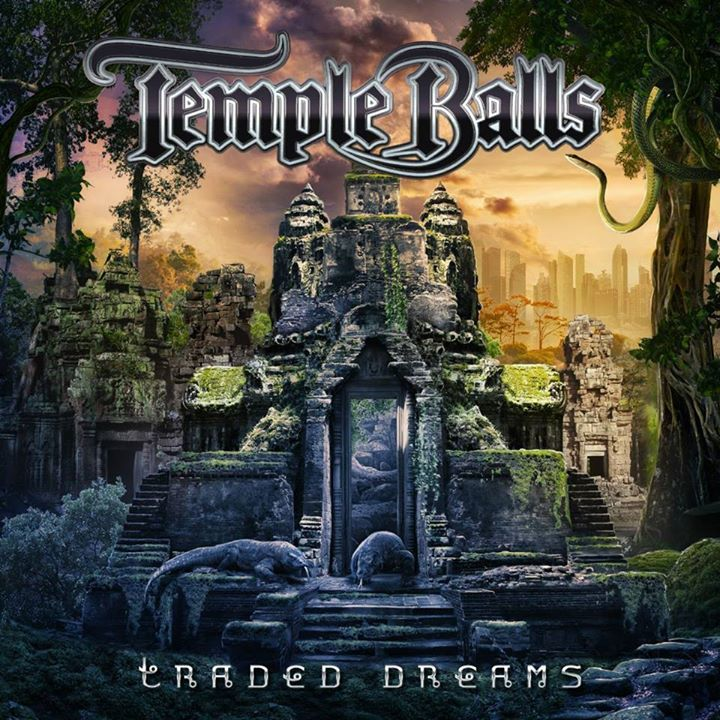 Temple Balls Tour Dates