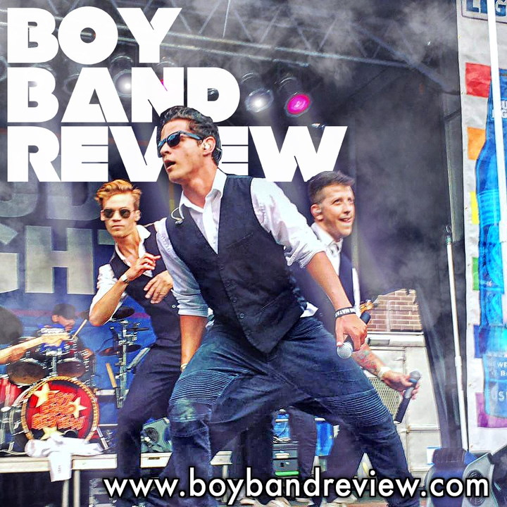 Boy Band Review Chicago @ Long Grove Apple Festival - Long Grove, IL
