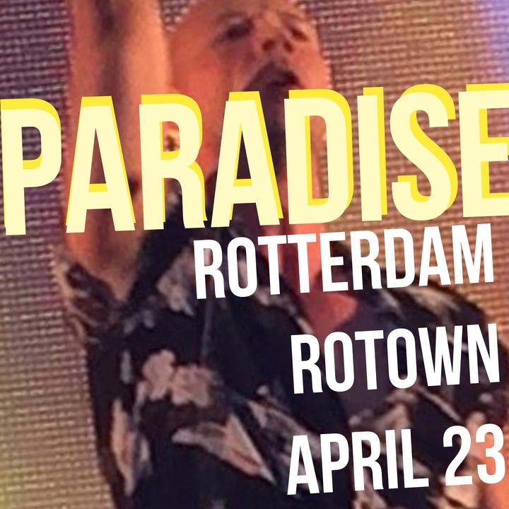 Paradiseband @ Sold out - Rotown - Rotterdam, Netherlands